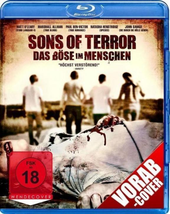 Sons of Terror - Das Böse im Menschen [Blu-ray]