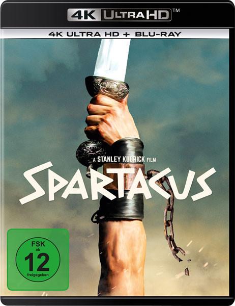 Spartacus [4K UHD+Blu-ray]