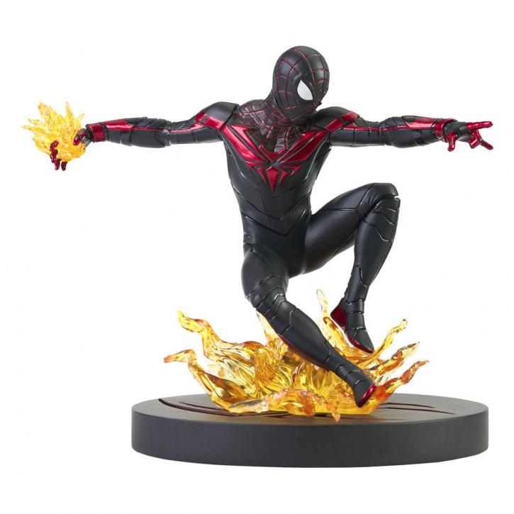 Spider-Man: Miles Morales - Gallery PVC Statue - Miles Morales