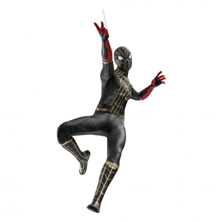 Spider-Man: No Way Home - Actionfigur 1/6 - Spider-Man