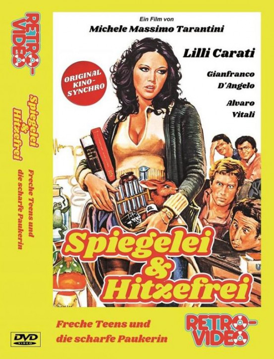 Spiegelei & Hitzefrei - große  Hartbox [DVD]