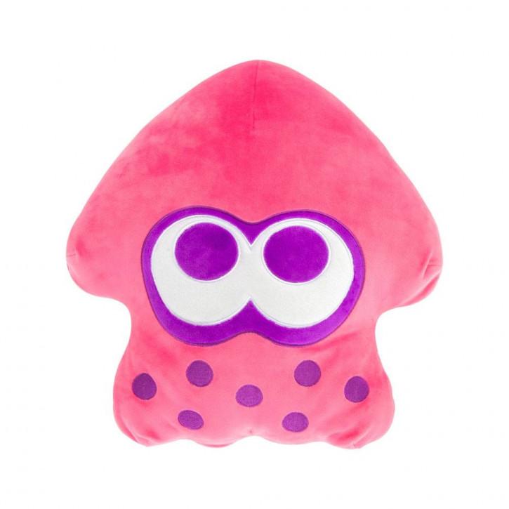 Splatoon - Mega Plüschtier - Mocchi-Mocchi Pink