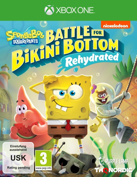 Spongebob SquarePants: Battle for Bikini Bottom [Xbox One]