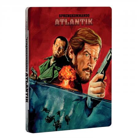 Sprengkommando Atlantik (Future Pak) [Blu-ray]