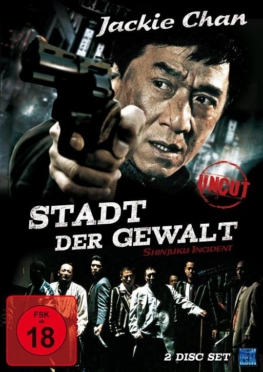 Stadt der Gewalt - (Uncut) [DVD]