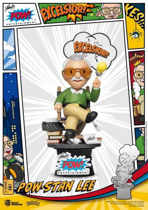 Stan Lee: Diorama Stage 87 - Stan Lee