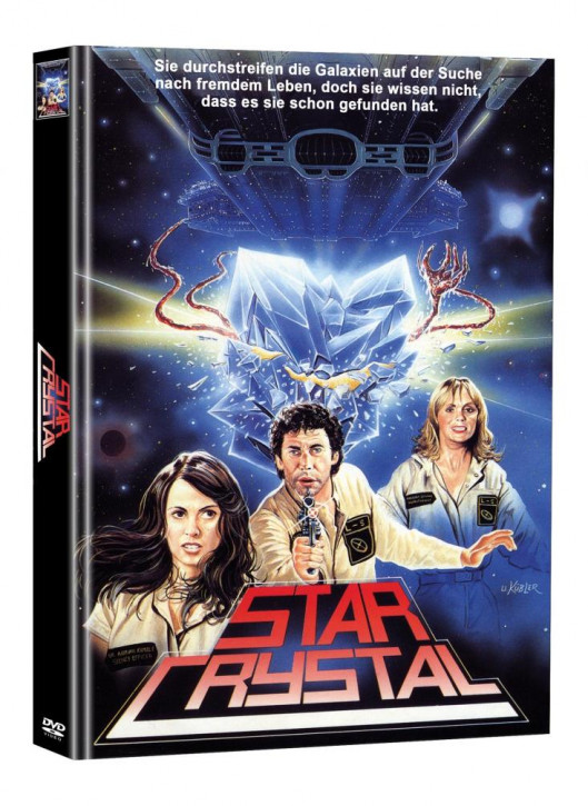 Star Crystal - Limited Mediabook Edition (Super Spooky Stories #91) [DVD]