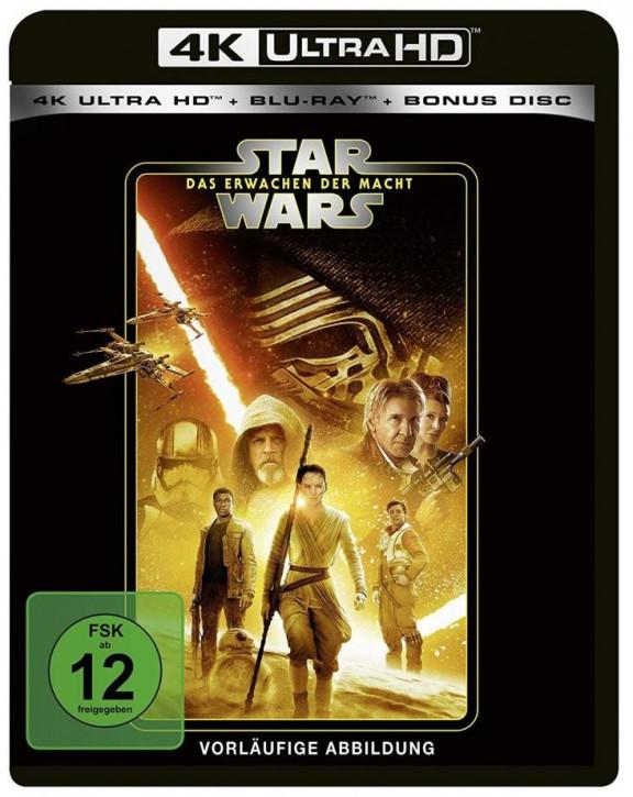 Star Wars: Das Erwachen der Macht [4K Ultra HD+Blu-ray]