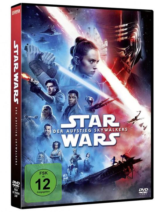 Star Wars: Der Aufstieg Skywalkers [DVD]