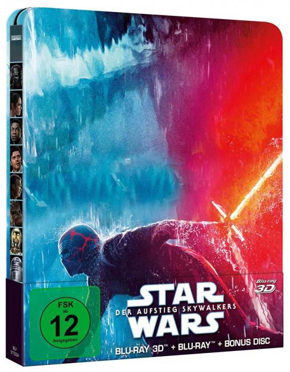 Star Wars: Der Aufstieg Skywalkers - Steelbook [Blu-ray]