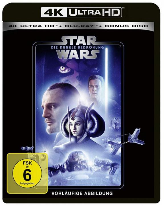 Star Wars Episode 1 - Die dunkle Bedrohung [4K Ultra HD+Blu-ray]