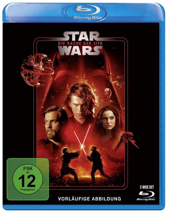Star Wars Episode 3 - Die Rache der Sith [Blu-ray]