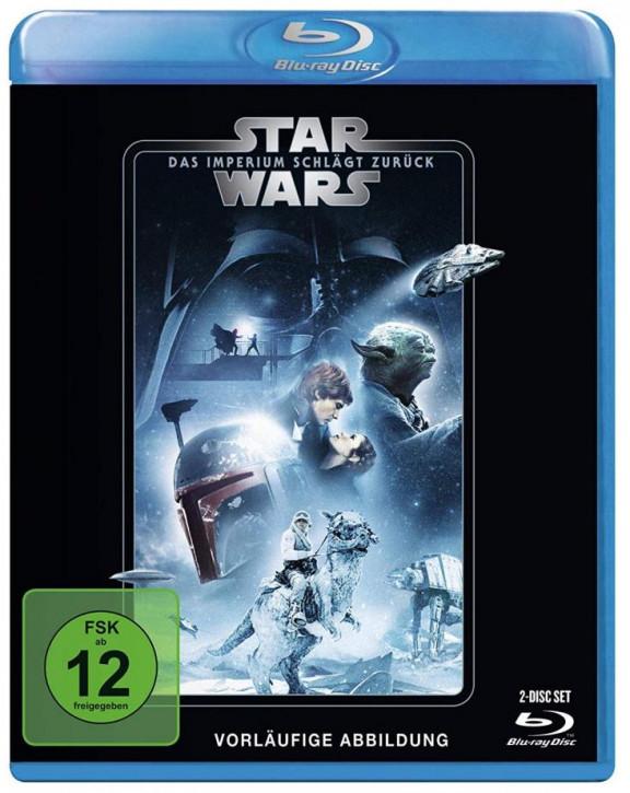 Star Wars Episode 5 - Das Imperium schlägt zurück [Blu-ray]