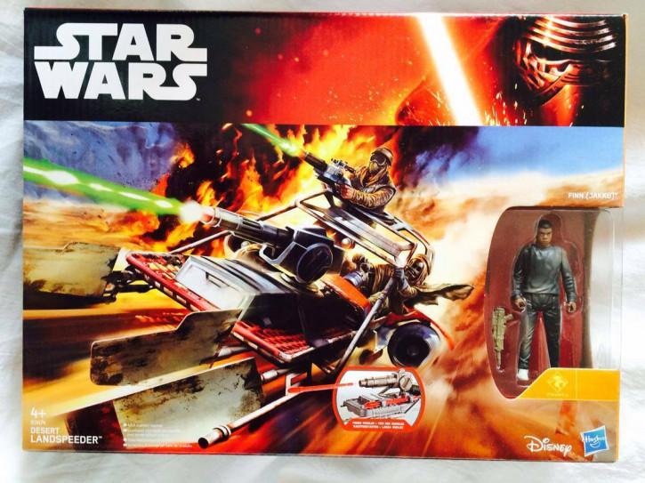 Star Wars - Fahrzeug - Wüsten-Landspeeder