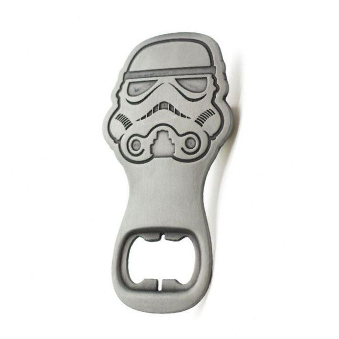 Star Wars - Metall Flaschenöffner - Stormtrooper