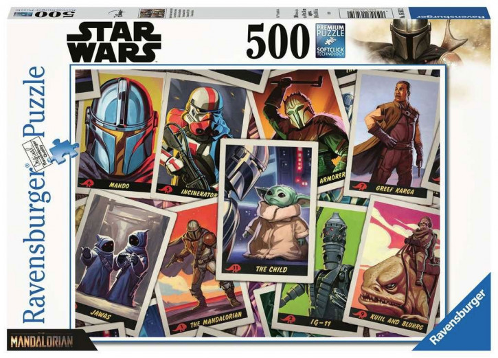 Star Wars The Mandalorian - Puzzle - The Child