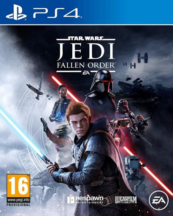 Star Wars Jedi Fallen Order [PS4]