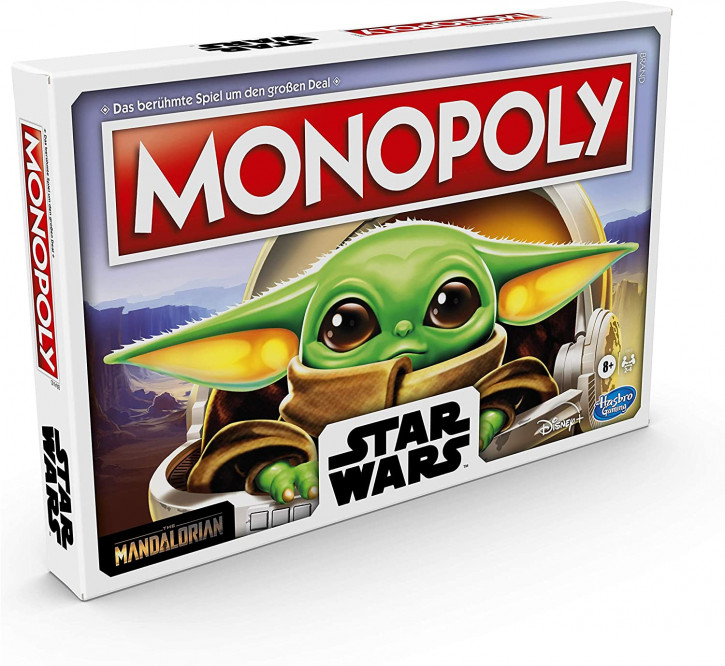 Star Wars Monopoly - Das Kind Edition