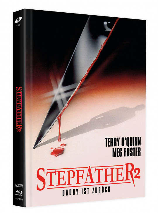 Stepfather 2 - Limited Mediabook - Cover A [Blu-ray+DVD]