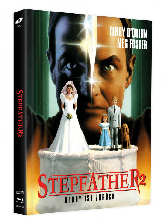 Stepfather 2 - Limited Mediabook - Cover B [Blu-ray+DVD]