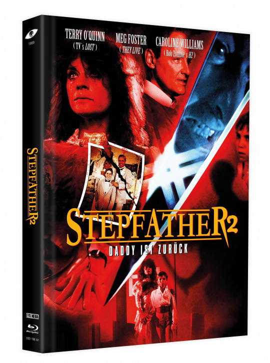 Stepfather 2 - Limited Mediabook - Cover C [Blu-ray+DVD]