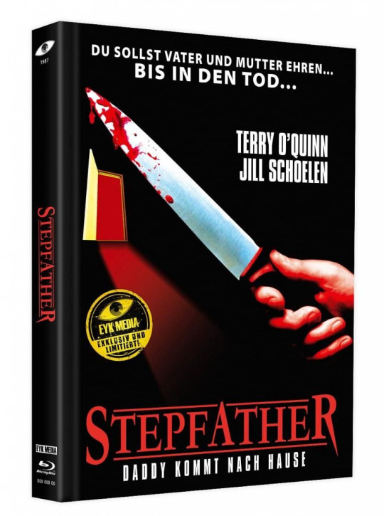 Stepfather - Limited Mediabook - Cover A [Blu-ray+DVD]