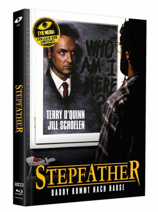 Stepfather - Limited Mediabook - Cover B [Blu-ray+DVD]