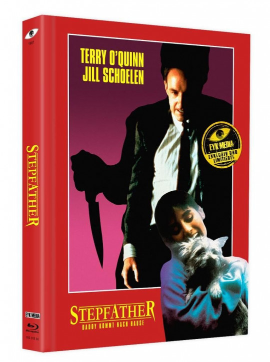 Stepfather - Limited Mediabook - Cover C [Blu-ray+DVD]