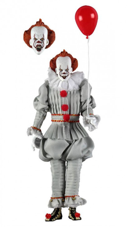 Stephen Kings Es 2017 - Retro Actionfigur - Pennywise