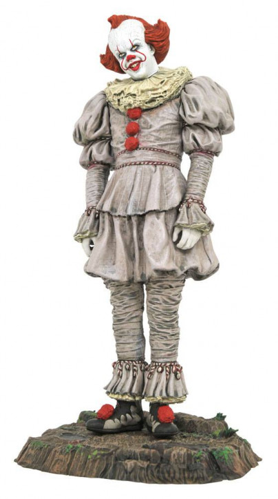 Stephen Kings Es Kapitel 2 - Gallery PVC Statue - Pennywise Swamp