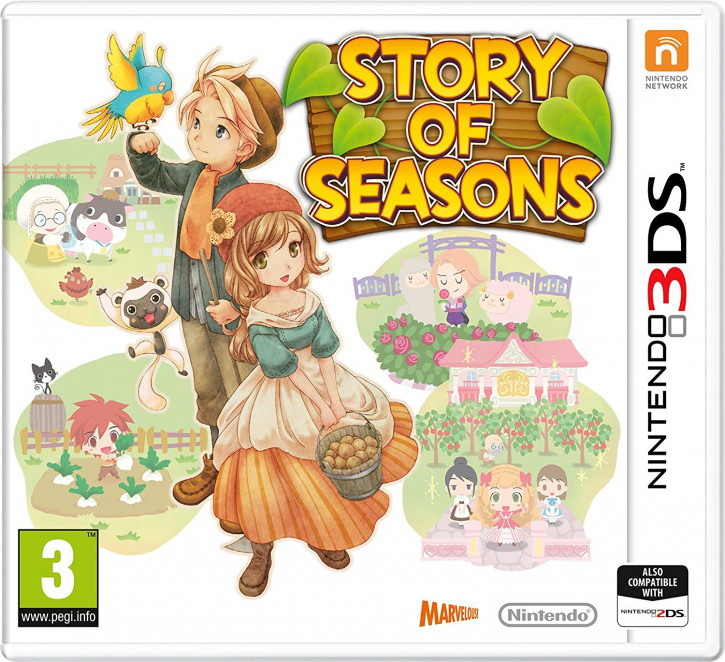 Story of Seasons [N3DS]