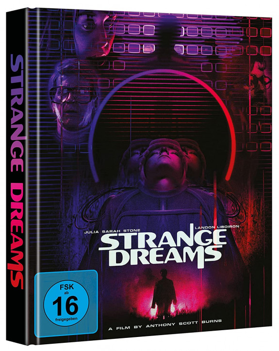 Strange Dreams - Mediabook [Blu-ray+DVD]