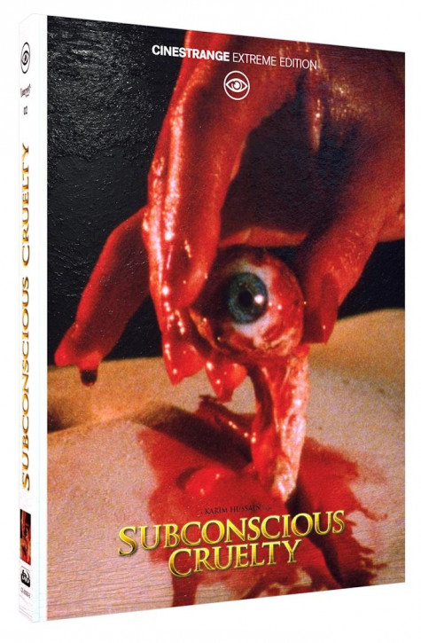 Subconscious Cruelty - Mediabook - Cover B [Blu-ray+DVD]