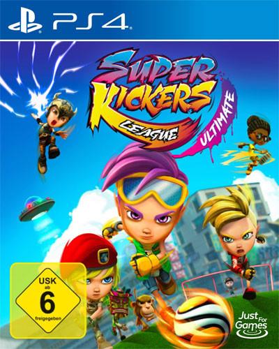 Super Kickers League Ultimate [PS4]