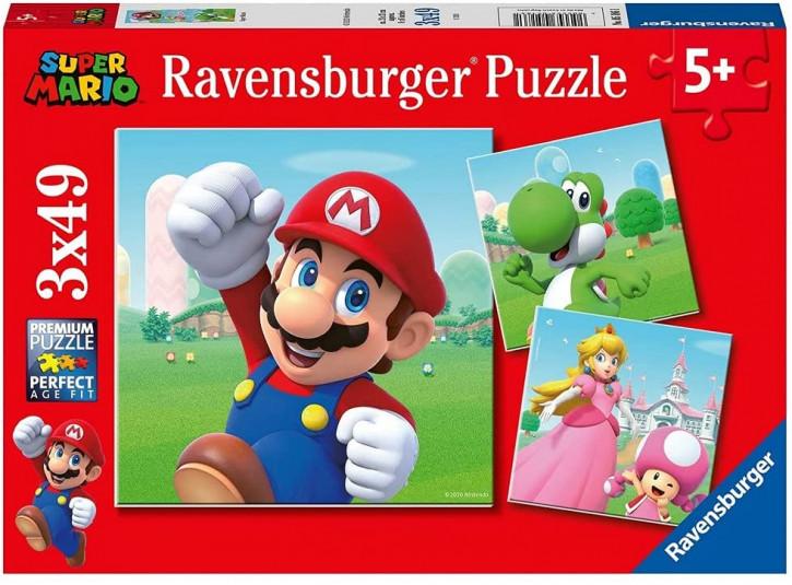 Super Mario - Kinderpuzzle
