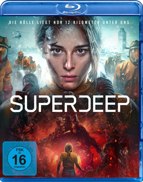 Superdeep [Blu-ray]