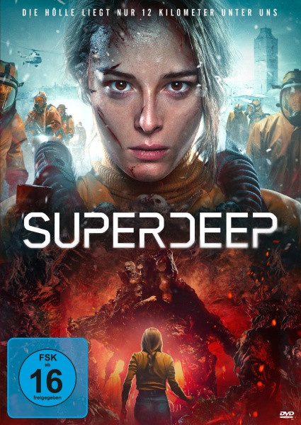 Superdeep [DVD]
