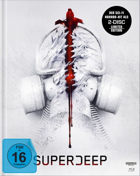 Superdeep - Limited Mediabook  [UHD+Blu-ray]