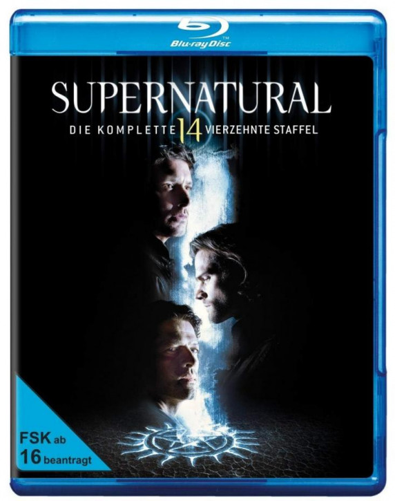 Supernatural - Staffel 14 [Blu-ray]