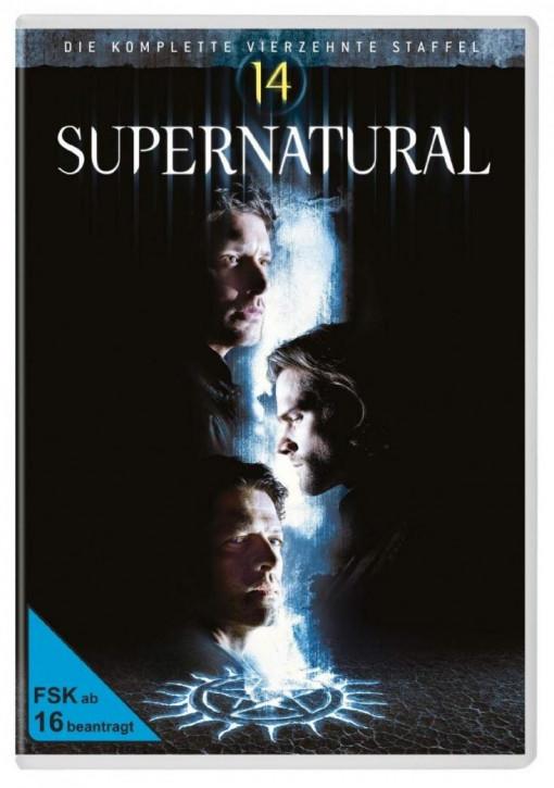 Supernatural - Staffel 14 [DVD]
