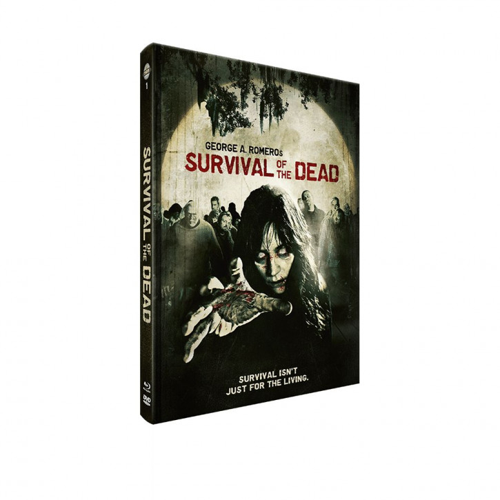 Survival of the Dead - Mediabook - Cover C [Blu-ray+DVD]