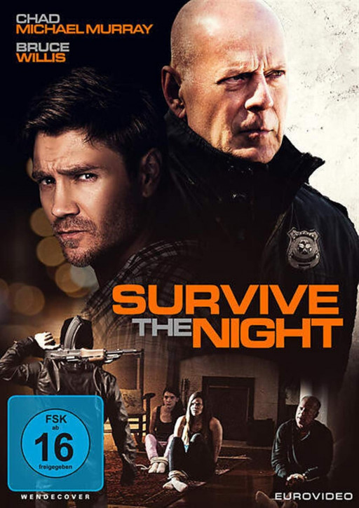 Survive the Night [DVD]