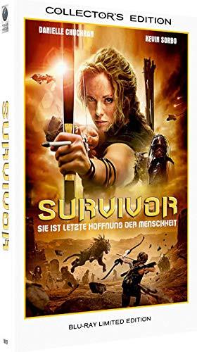 Survivor - Sternenkrieger - grosse Hartbox [Blu-ray]