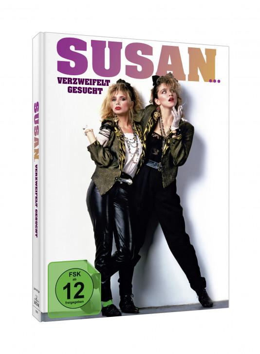 Susan verzweifelt Gesucht - Limitiertes Mediabook [Blu-ray+DVD]