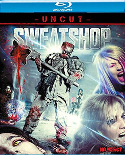 Sweatshop - Uncut [Blu-ray]