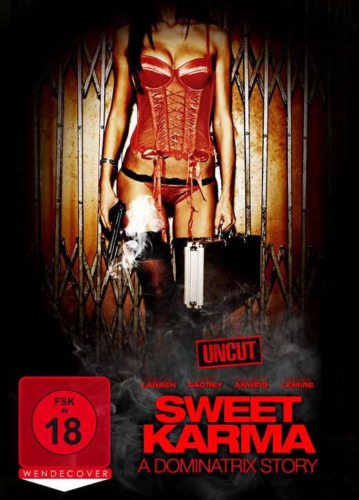 Sweet Karma - A Dominatrix Story - [DVD]