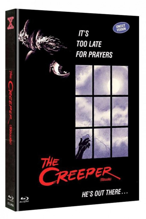 The Creeper (Rituals) - International Cult Collection #06 - Mediabook - Cover D [Blu-ray+DVD]