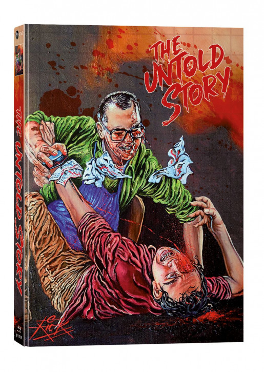 The Untold Story - Limited Mediabook Edition - Cover B [Blu-ray+DVD]