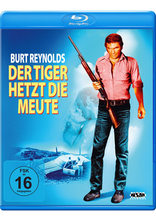 Der Tiger hetzt die Meute [Blu-ray]