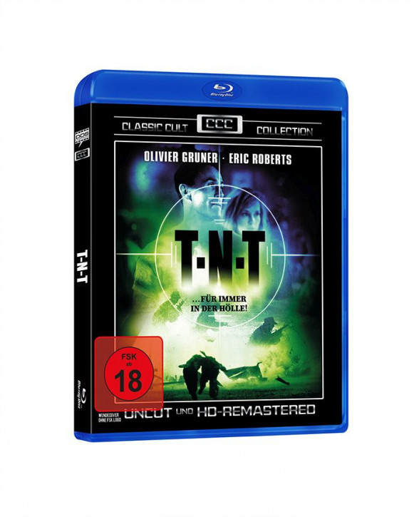 T.N.T (Classic Cult Collection) [Blu-ray]